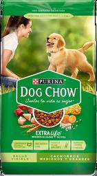 Comida para perro Dog Chow Cachorro medianos y grandes x 1 kg