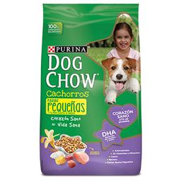Dog Chow Cachorros Razas Pequeñas X 1 K