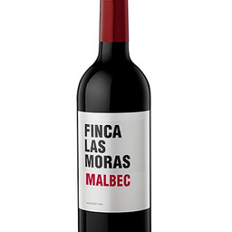 Vino Media Botella Finca las Moras Malbec 375ml