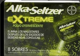 Alka-Seltzer Extreme X 8
