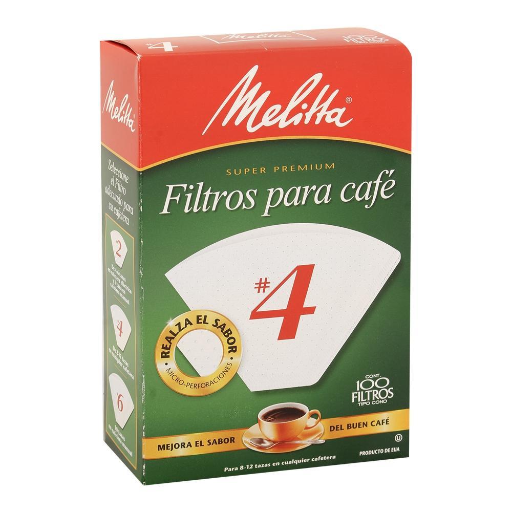 Melitta 2 Soporte de filtro de café Negro Filtros y