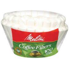 Filtro Cafe Melitta Canast 100 Marca: Melitta