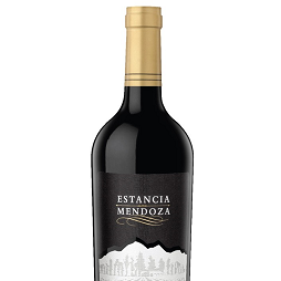 Botella de Vino Estancia Mendoza Roble Malbec 750ml