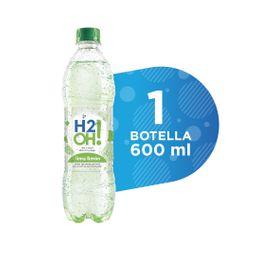 Agua Saborizada Lima Limón H2O