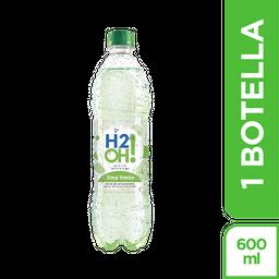 Agua Saborizada H2Oh Lima Limón Pet x 600 ml