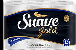 Papel Higiénico Suave Gold
