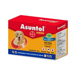 Jabón Para Perros Todas Las Razas Bayer Asuntol