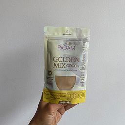 Golden mix cocoa