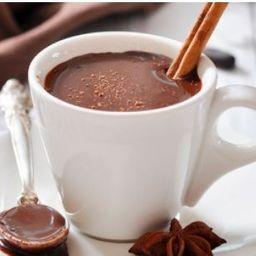 Chocolate en agua o leche