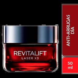 Revitalift Laser x3 Crema Antiarrugas