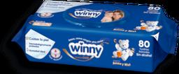 Winny Toallitas Avena y Miel 80+40 Precio Especial