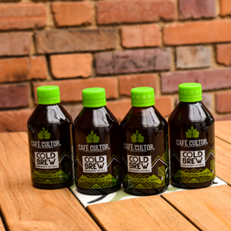 Combo Full Energy Cold Brew