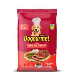 Dogourmet Carne a la parrilla Adulto 4  Kg