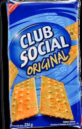 Galleta Club Social Bolsa