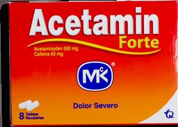 Acetaminofen Forte Tecnoquimicas