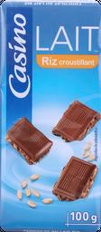 Casíno Chocolate Riz
