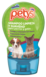 Shampoo Petys Limpieza y Suavidad x 150 ml