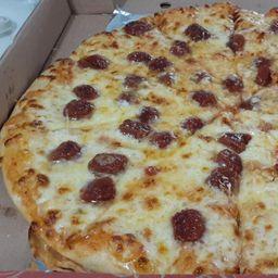 Pizza Bocadillo Queso Personal