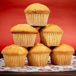 Pack 6 Muffin Vainilla