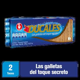 Galletas Ducales Extralargo