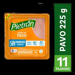 Jamón de Pavo Pietran  225 Gramo(s)