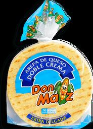 Arepa De Queso Don Maiz Extra Delgada