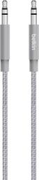 Cable Estereo Prem Metal 1-2M Gr Marca: Belkin