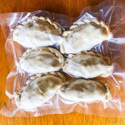 Empanadas congeladas de pollo