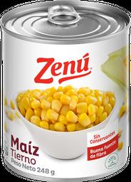 Maíz Tierno  Zenu