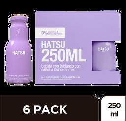 Té Hatsu Lila SixPack x 250 ml