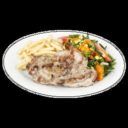 Combo Carne De Cerdo Asada