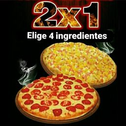 2x1 Pizza Small