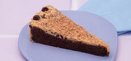 🥧Porción Torta Brownie con Cookie Dough