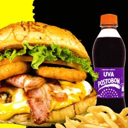 Promoburger 3 tocinetas