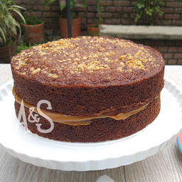 Torta de Zanahoria y Piña (20 porciones)