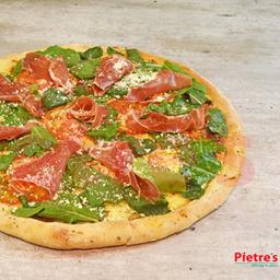 Pizza Serrano Chic Mediana