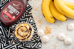 Merengón de Choco-Banana