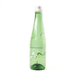 Agua Manantial Vidrio con Gas 330 ml