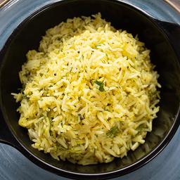 Lemon Coconut Rice