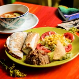 Almuerzo Mexicano del Día 4