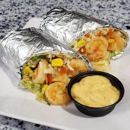 Burrito de Camarones