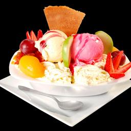 Ensalada de frutas estilo El Jefazo
