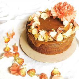 Torta Vainilla y Arequipe 5 Porciones