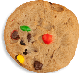🍪Galleta de M&M's