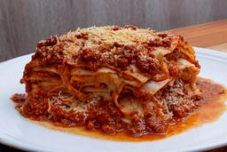 Lasagne Bolognesa