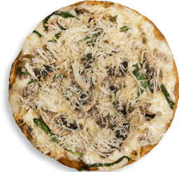 Pizza Caprichosa + Fit