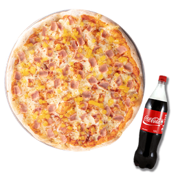 Pizza Hawaiana (XL)
