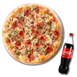 Pizza Especial (M)