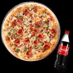 Pizza Especial (XL)