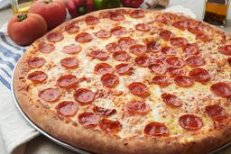 Pizza Pepperoni (M)